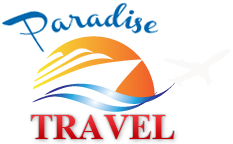 Paradise Travel logo
